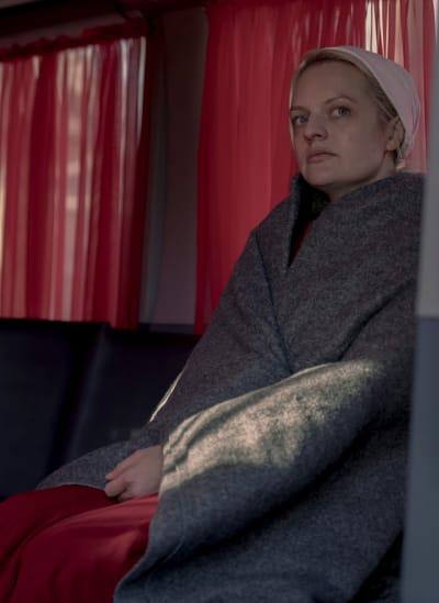 Hauled In Again - The Handmaid's Tale Season 3 Episode 1