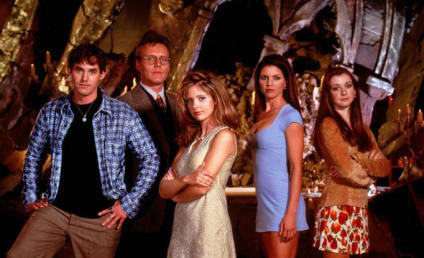 Buffy the Vampire Slayer Showrunner Hints New Series May Be a Revival