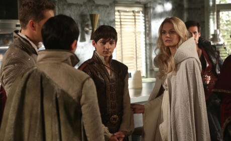 Henry and Emma - Once Upon a Time Season 5 Episode 5