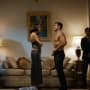 Teo Strips Down - Queen of the South Season 2 Episode 2