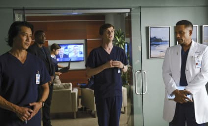 The Good Doctor Season 3 Episode 4 Review: Take My Hand