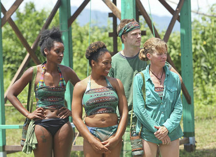 Watch Survivor Season 28 Episode 3 Online