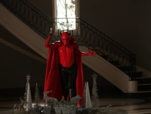 The Red Devil - Scream Queens