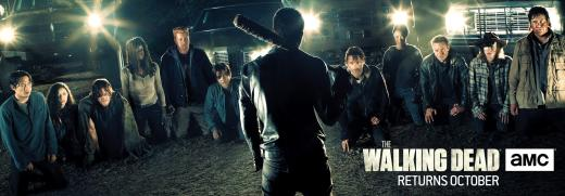 Walking Dead Comic-Con Poster - The Walking Dead