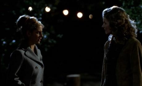 Joyce Crashes Patrol Night - Buffy the Vampire Slayer Season 3 Episode 11