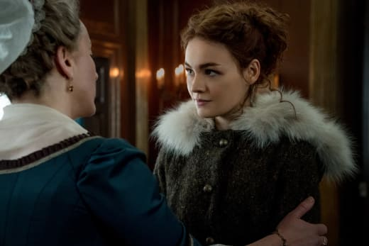 Bree Meets Family - Outlander Season 4 Episode 10