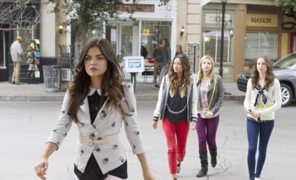 Pretty Little Liars Review: Abracadabra!