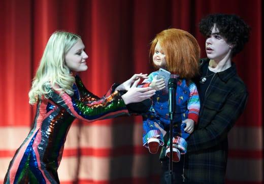 Talent Show - Chucky Season 1 Episode 1