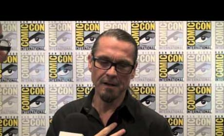 Kurt Sutter Exclusive