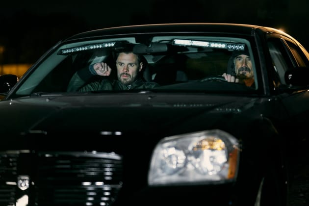 Ruzek Goes For a Ride - Chicago PD Season 5 Episode 9