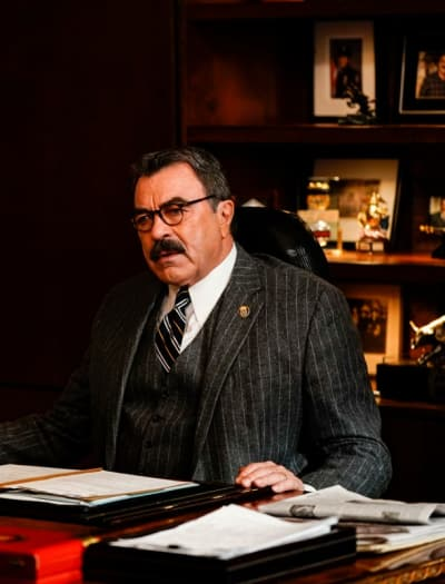 Frank Takes a Meeting - Blue Bloods Season 9 Episode 14