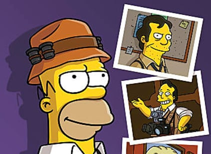 Watch The Simpsons Season 18 Episode 16 Online