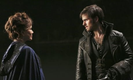 Cora with Hook