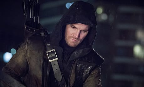 My Name WAS Oliver Queen - Arrow Season 3 Episode 21