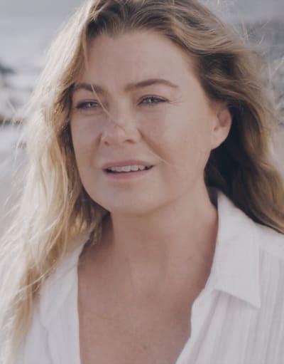 Mer Sees Derek - Grey's Anatomy