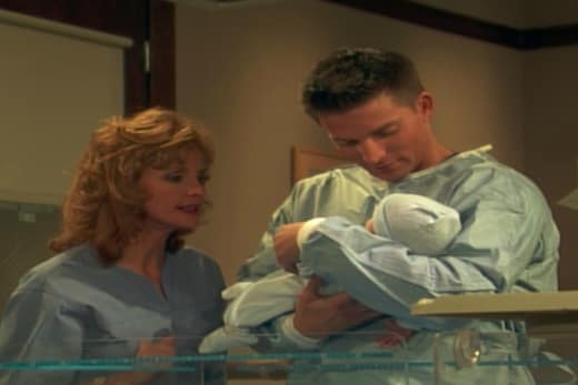 Jason Remembers Michael's Birth — General Hospital