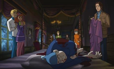 Cartoon Sam - Supernatural  Season 13 Episode 16