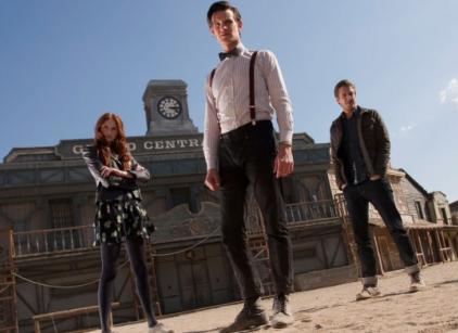 Watch Doctor Who Season 7 Episode 3 Online