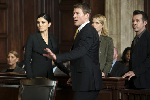Obesessed With Justice - Chicago Justice