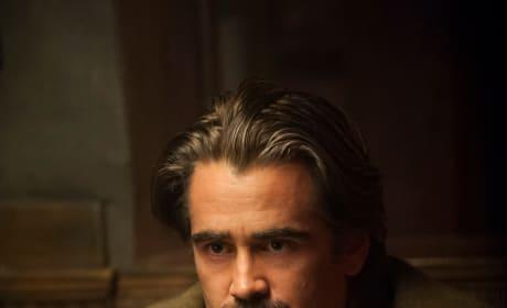 Colin Farrell on True Detective