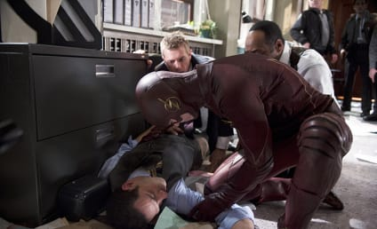 The Flash Season 1 Episode 15 Review: Out of Time