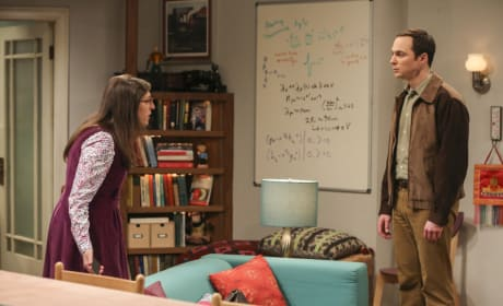 The First Big Fight - The Big Bang Theory Season 10 Episode 16