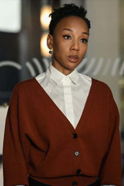 Carmen talk - The Good Fight Season 5 Episode 4