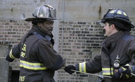 Boden In The Field - Chicago Fire Season 5 Episode 4