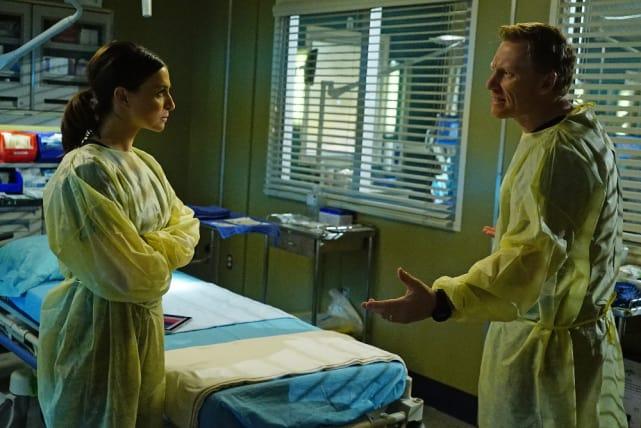 Shaky Ground - Grey's Anatomy Season 13 Episode 17