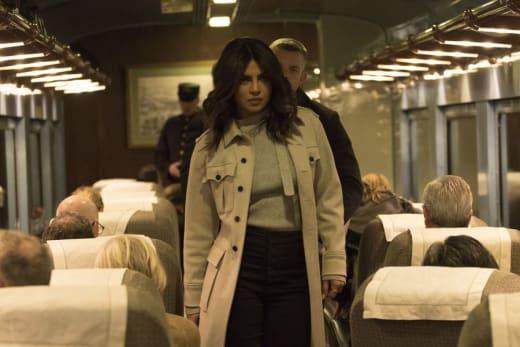 Quantico Season 3 Episode 7 Review: Bullet Train