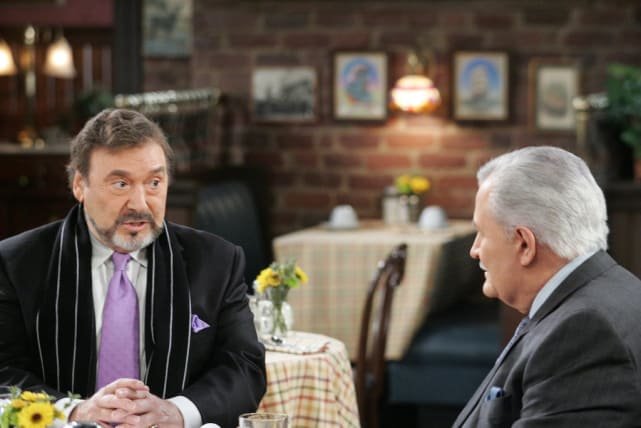 Stefano and victor days of our lives