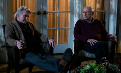 The Kominsky Method Loses a Lead Before Its Third and Final Season