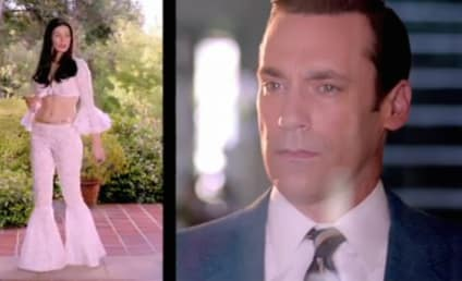 Mad Men Teaser: The Party's (Almost) Over