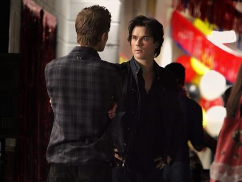 Damon in Shock
