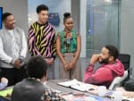 Junior's Mentor - black-ish