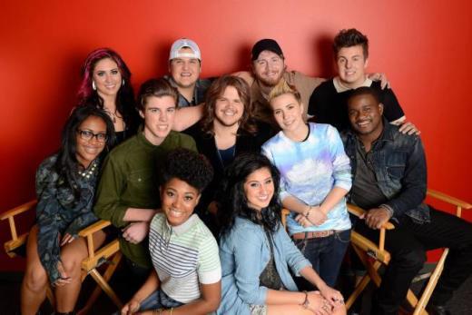 The American Idol 11