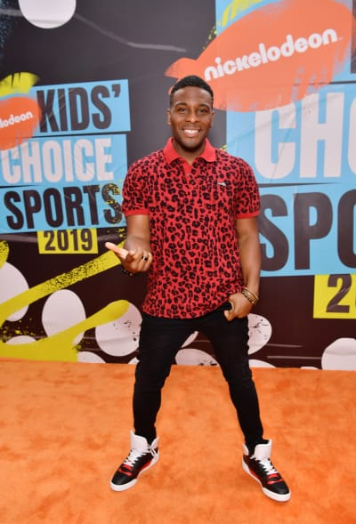Kel Mitchell Attends Event