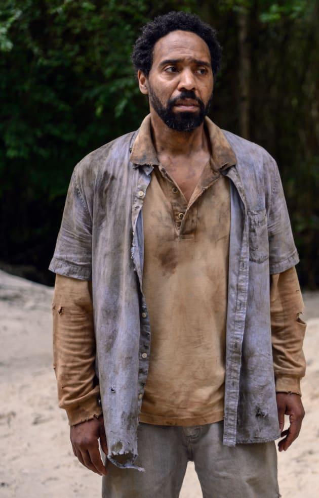 Kevin Carroll as Virgil - The Walking Dead