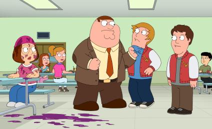 Watch Family Guy Online: Season 15 Episode 18