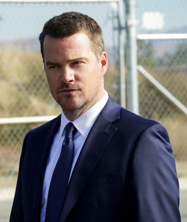 Weapons Search - NCIS: Los Angeles Season 9 Episode 17