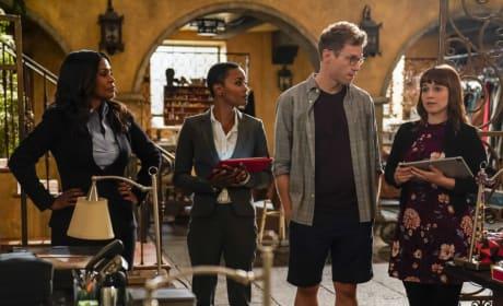 Changing Lineups - NCIS: Los Angeles Season 9 Episode 1