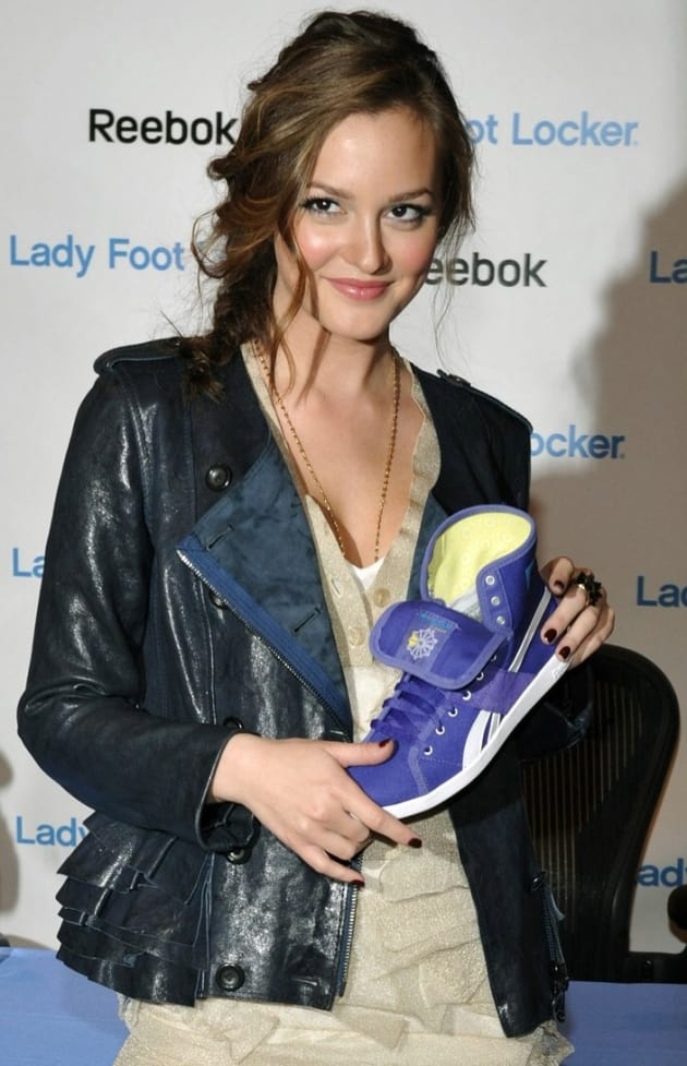 Sneaker Girl