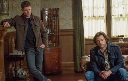 Sam And Dean - Supernatural Season 14 Episode 5