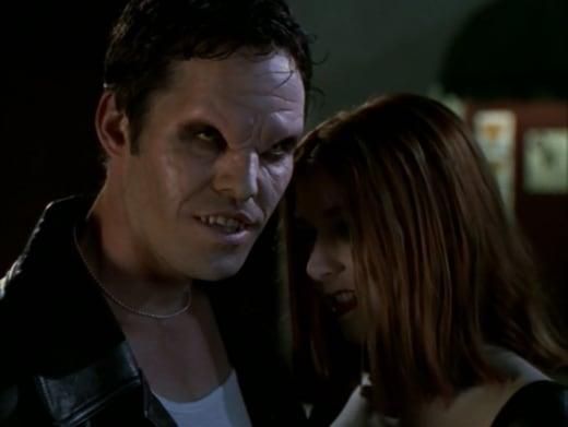 Vampire Xander and Vampire Willow - Buffy the Vampire Slayer Season 3 Episode 9
