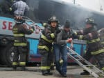Dawson Faces Consequences - Chicago Fire