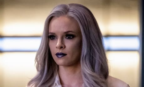 Killer Frost Looking Gorgeous - The Flash Season 5 Episode 10