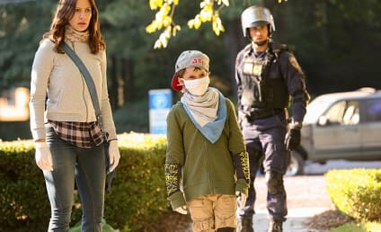 Containment Season 1 Episode 6 Review: He Stilled the Rising Tumult
