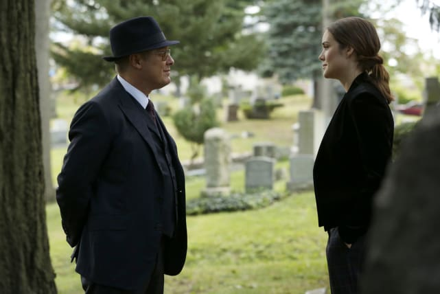 Talking Openly - The Blacklist Season 5 Episode 5