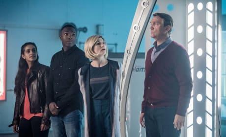 Welcomes to Kerblam - Doctor Who Season 11 Episode 7