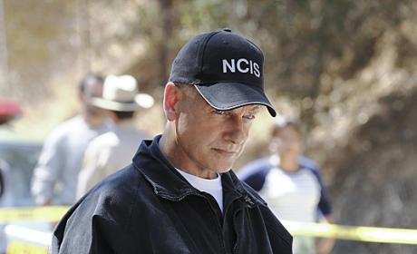 Gibbs At The Scene